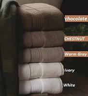Елітні рушники махрові 70х140 Chicago CASUAL chestnut AVENUE, фото 1