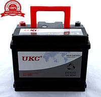 Аккумулятор с уровнем электролита автомобильный 12v 60A UKC