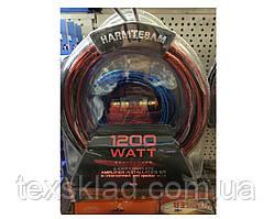 Набор акустических кабелей для усилителя Harmtesam RC6 1200W