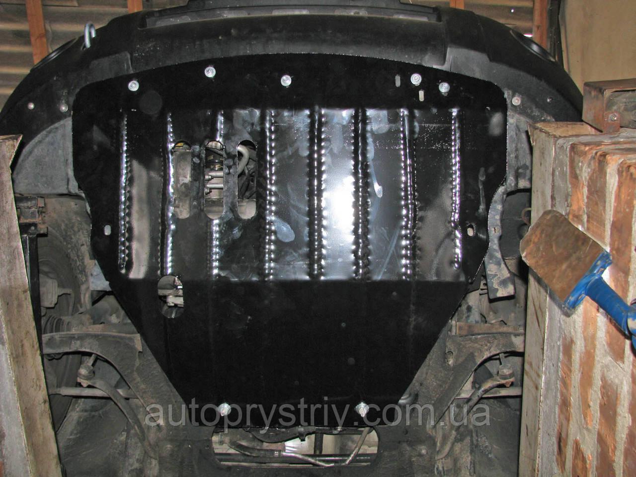 Защита двигателя и КПП Citroen Berlingo (2004-2008) механика 2.0 HDI