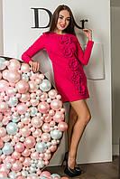 Вечернее платье с 44 по 50 размер 4 цвета