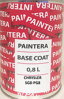 Автокраска Paintera BASECOAT RM CHRYSLER SG8-PG8 p.Hunter Green 0.8L