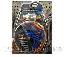 Набор акустических кабелей для усилителя HTS MJ-8 1500W