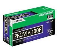 Проф.плёнка FUJI PROVIA 100F EP 120/1 2EXP x5 (PRO-PACK) (16326092)