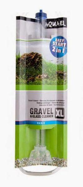 Сифон для очистки грунта AquaEl Gravel & Glass Cleaner XL - Зоо-Опт, интернет зоомагазин в Харькове