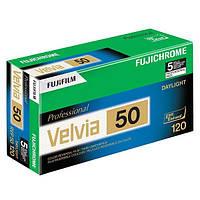 Проф.плёнка FUJI VELVIA 50 EP 120/12EXP x5(PRO-PACK)