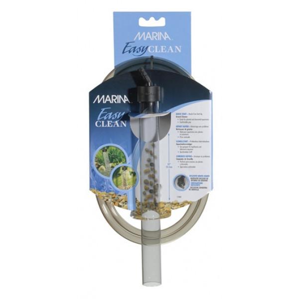 Очиститель грунта Marina Easy Clean Medium Aquarium Gravel Cleaner 37.5 см