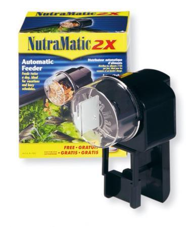 Сухой кормушка автоматическая Nutra Matic для рыб