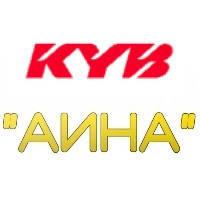 Амортизатор Nissan TIIDA передний правый KYB 333390
