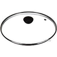 Стеклянная крышка для сковороды 24 см.