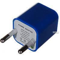 Переходник с розетки на USB, адаптер USB 100ma