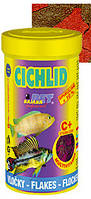 Dajana Cichlid Flakes 5л/1кг - корм в виде хлопьев для всех рыб семейства цихлид (5268)