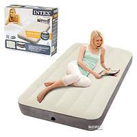 Велюр кровать Intex (64707)