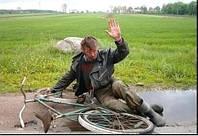 В Венгрии разрешили ездить пьяным на велосипеде