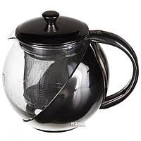 Заварочный чайник из нержавейки 500 мл (0111)
