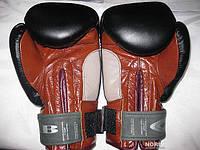"Боксерские перчатки 10 унций кожа ""ТМ JAB"""