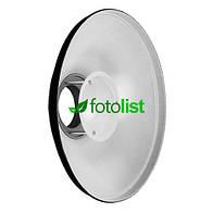 Рефлектор белый (портретная тарелка) Arsenal  BDR-W42 (42 см)