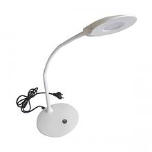 Лампа настольная светодиодная DSL 050 white 5W, 300lm, 4500k