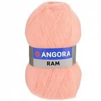 Турецкая пряжа нитки для вязания Yarn Art Angora RAM Код 565