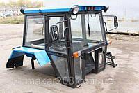 Кабина трактора МТЗ 1 комплектности (Беларусь) 70-6700010, сертифицированная