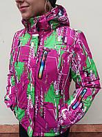 Жіноча спортивна куртка