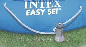 Надувной бассейн Intex 56932 366х91 см насос + фильтр, фото 2