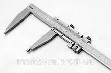 Штангенциркуль микрометр в футляре нониус деревянном боксе, фото 2