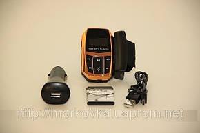ФМ FM трансмиттер модулятор 205 авто MP3 пульт на руль, купит, фото 2