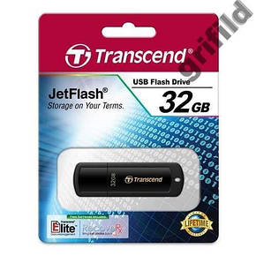 USB Flash 32GB флешка Transcend 350 Flash drive, , фото 2