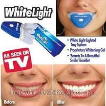 Отбеливание зубов в домашних условиях White Light Tooth, отбеливатель, фото 2