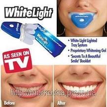 Отбеливание зубов в домашних условиях White Light Tooth, отбеливатель, фото 3