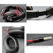 Наушники Monster Beats by Dr. Dre Studio black, купить черные, фото 2