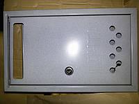Ящик почтовый серый