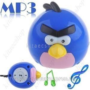 MP3 ПЛЕЕР ANGRY BIRDS microSD С ПОДДЕРЖКОЙ ДО 8ГБ ПАМЯТИ, купить, фото 2