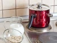 Молоковарка,  на 2л, цвет красный и серебристый,  молоковарку, фото 3