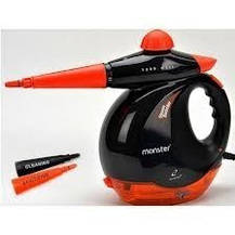 Монстр-1200, Monster-1200, Пароочиститель, ручной пароочиститель, Оригинал, фото 2