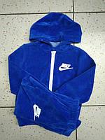 """Детский велюровый спортивный костюм """"Nike"""" для мальчика"""