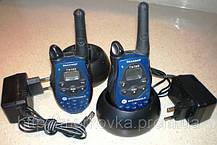 Рация Motorola T5720 комплект из 2х раций + Зарядное Устройство,  рацию Motorola, фото 3