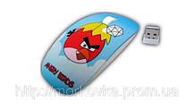 USB проводная оптическая мышка Angry Birds,  мышь енгри бердс Angry Birds, фото 2
