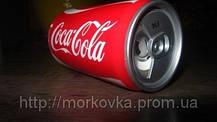 Колонка портативная MP3  CocaCola, банка Кока кола, TF, MicroSD, радио, FM, SDHC, SD, CD, фото 3