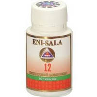 Пептидный комплекс Eni-Sala 12-60 таблетки № 60