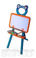Мольберт 2 в 1 Доска знаний магнит азбука 0703 Joy Toy 07-03 Джой Той