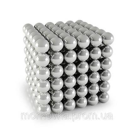 Неокуб Оригинал Neocube 216 шариков 5мм в боксе , нэокуб Neo cub, фото 2