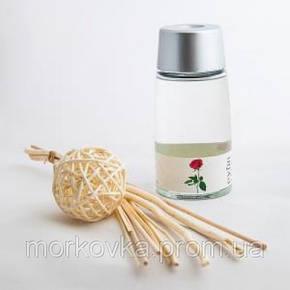 Аромадиффузор с запахом розы ароматизатор бамбук Ароматизатор для дома , фото 2