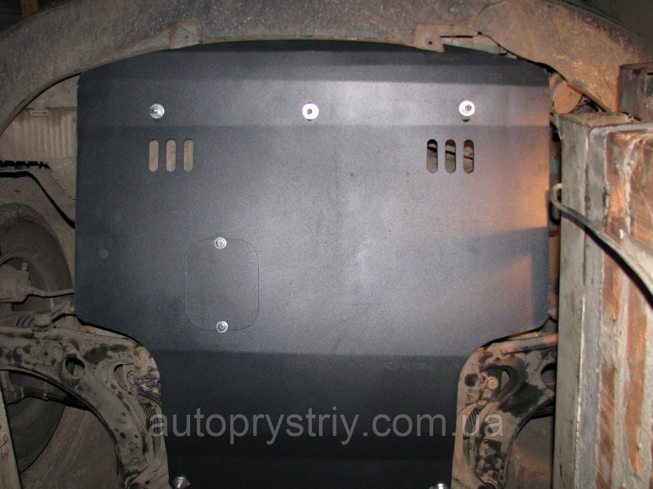 Захист двигуна і КПП Volkswagen Golf 4 (1997-2003) всі дизельні