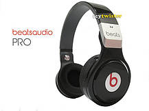 Наушники Monster Beats Pro by Dr.Dre Red HP-PRO MS-066 MS012, фото 3