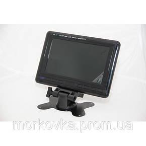 """Авто телевизор LCD 7"""" TV FM USB карта памяти , фото 2"""
