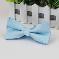 Детский галстук-бабочка для мальчика, классика