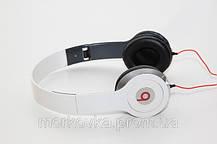 Наушники Monster Beats by Dr.Dre Solo HD White,  белые, фото 2
