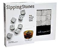 Камни для Виски Whiskey Stones WS Виски Стоунс в картонной коробке